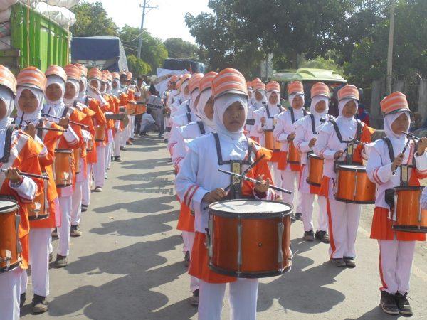 drumband MA NW WANASABA